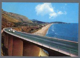 °°° Cartolina - Gaeta Spiaggia Di S. Agostino Viaggiata °°° - Latina