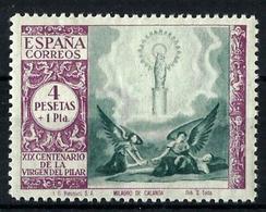 España Nº 901 Nuevo. Cat.33€ - 1931-50 Unused Stamps