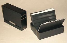 KOBRA Patent-Kassette Komplett KSK Mit 30 Einsteckkarten Aus Kunststoff - Stamps