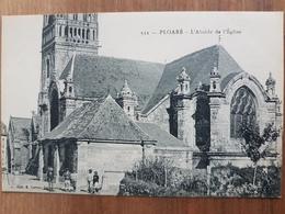 Douarnenez.ploaré.l'abside De L'église.édition Carnec - Douarnenez