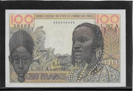 Côte D'Ivoire - 100 Francs - Pick N°101Ag - SPL - Côte D'Ivoire