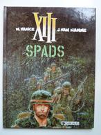 XIII, Spads  En TTBE - XIII