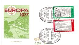 EUROPA 1977 BONN FDC   (GENN201043) - 1977