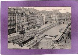 44 NANTES Ecluses Et Quais De L'Erdre Tramway - Nantes