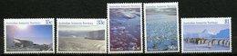 Territoire Antarctique Australien (AAT) , Yvert 68/72**, Scott L63,67,69,73,74**, MNH - Territoire Antarctique Australien (AAT)