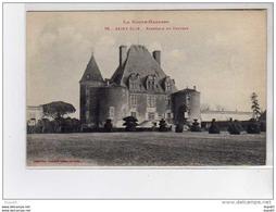 SAINT ELIX - Le Château - Très Bon état - Autres Communes