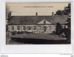 LEPINE PUITS BERAULT - Le Château - Très Bon état - Francia