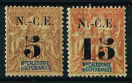 Nueva Caledonia Nº 65/6 Nuevo*/(*) Cat.30€ - Nuova Caledonia