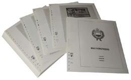 Lindner-T Vordruckblätter T322a Ungarn - Jahrgang 1972 Bis 1975 - Vordruckblätter