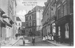 ROMILLY SUR SEINE - Rue Gornet-Boivin - Romilly-sur-Seine