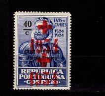 Portugal Portofreiheitsmarken Rotes Kreuz 47 DD MLH *  A 31 - Franchise