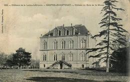 Chantenay Nantes - Château Du Bois De La Musse - Nantes