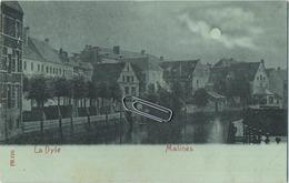 Mechelen - Malines : La Dyle  ( PR126 Blauwe Kleur ) - Malines
