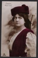 Maria Labia - Carmen - E Schneider Photo Berlin - Carte Brillante - Opera - N° 1457/5 - 1918 - Artisti