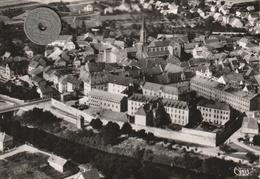 68 - Carte Postale Semi Moderne Dentelée De  ENSISHEIM    Vue Aérienne - Autres Communes