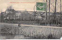 PORT MORT - Promenade Au Bord De La Seine - Très Bon état - Frankreich
