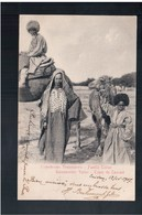 Types Du Caucase- Famille Tekine 1907 Old Postcard (1) - Rusland