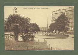 CARTE POSTALE 29 FINISTERE BREST LE BASSIN DE LA PLACE AMIRAL LINOIS - Brest