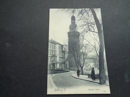 Duitsland ( 718 )  Deutschland  Allemagne  :   Halle A. S. - Allemagne