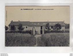 """RAMBOUILLET - """" La Ruche """" - La Rûche Vue Des Champs - Très Bon état - Rambouillet"""