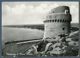 °°° Cartolina - Sabaudia Torre Paola Viaggiata °°° - Latina