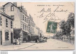 PORNICHET - Hôtel Des Voyageurs - état - Pornichet