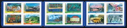 2011 France Overseas Territories Booklet (Self Adhesive) - Markenheftchen