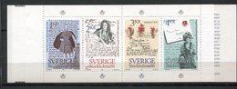 Suède - YT N° 1270 à 1273 - C1270 - Neuf Sans Charnière - 1984 - Schweden