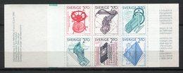 Suède - YT N° 1264 à 1269 - C1264 - Neuf Sans Charnière - 1984 - Schweden