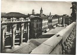 Y5329 Vicenza - Loggia Del Capitanio E Monte Di Pietà / Viaggiata 1956 - Vicenza