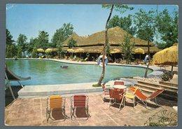 °°° Cartolina - Baia D'argento Hotel La Residence La Piscina E Il Capanno Viaggiata °°° - Latina