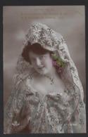 Pepita Melia - Belleza Premlada Con Medalla Concurro Valencia 1909 - Médaille D'or Du Concours De Valencia (espagne) - - Opéra