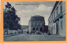 Baronissi Italy 1910 Postcard - Salerno