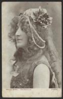 Melle Sorel - Vaudeville - Paris - 1908 - Artiste - Actrice - Cabaret - Artisti