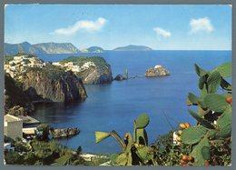 °°° Cartolina - Isola Di Ponza Panorama Da Monte Guardia Viaggiata °°° - Latina