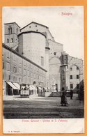 Bologna Italy 1900 Postcard - Bologna