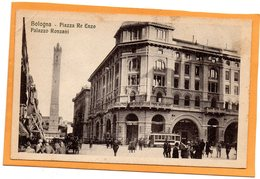 Bologna Italy 1915 Postcard - Bologna