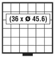 SAFE 6106 Schublade BEBA Maxi - Zubehör
