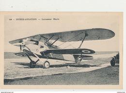 ISTRES AVIATION LEVASSEUR MARIN CPA BON ETAT - 1919-1938: Entre Guerres