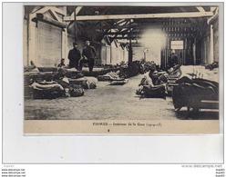 FISMES - Intérieur De La Gare - 1914 15 - Très Bon état - Fismes