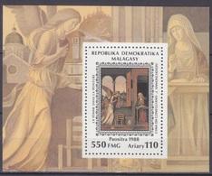 1989Malagasy1182/B103Artist / Chima Da Conegliano - Autres