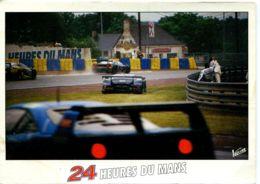 N°2117 T -cpsm 24 Heures Du Mans - Le Mans