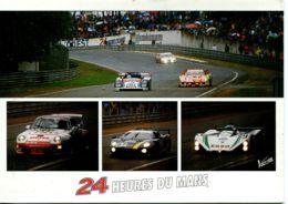 N°2119 T -cpsm 24 Heures Du Mans - Le Mans