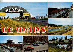 N°2120 T -cpsm 24 Heures Du Mans - Le Mans