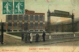 VAL D'OISE  ARGENTEUIL   Usine DIETRICH - Argenteuil