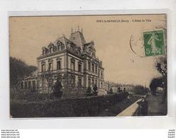 IVRY LA BATAILLE - L'Hôtel De Ville - Très Bon état - Ivry-la-Bataille