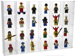 SAFE 5259 Klein-Vitrine Aus Acryl-Glas Z.B. Für Legofiguren - Stamps