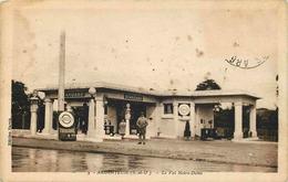 VAL D'OISE  ARGENTEUIL    Le Val Notre Dame ( Station Essence ) - Argenteuil