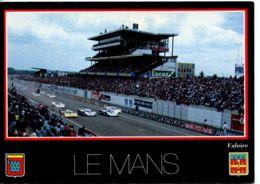 N°2118 T -cpsm 24 Heures Du Mans 1989 - Le Mans