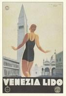 Pubblicità - Turismo - Venezia Lido - - Pubblicitari